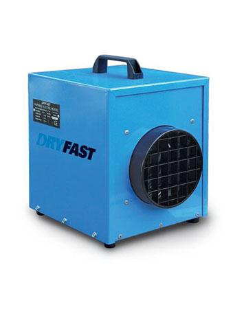 Bouwdroger - Elektrische verwarming – DFE 25 T