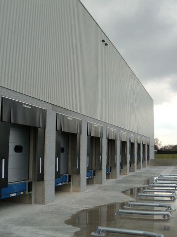 Bouwdroger - Het drogen van een opslagruimte