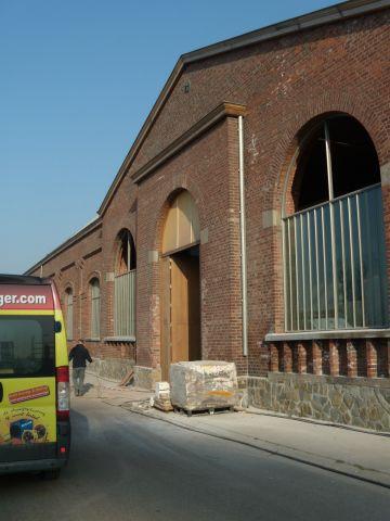 Bouwdroger Nieuwe magazijnruimte te Waregem 9
