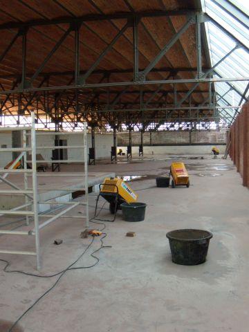 Bouwdroger Nieuwe magazijnruimte te Waregem 0