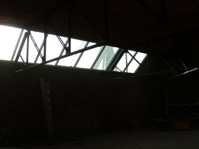 Bouwdroger Nieuwe magazijnruimte te Waregem 3