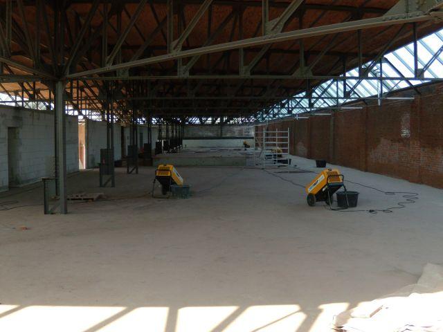 Bouwdroger Nieuwe magazijnruimte te Waregem 1