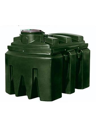 Bouwdroger - Tank voor stookolie 1200 L